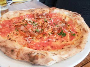 Pizza at Pizzeria No. 900