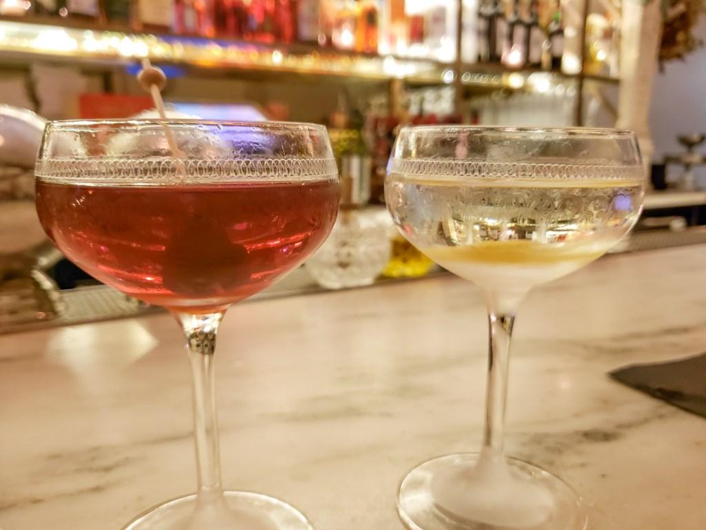 Martinez and Martini at Friday Saturday Sunday