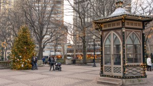 Christmas in Rittenhouse Square