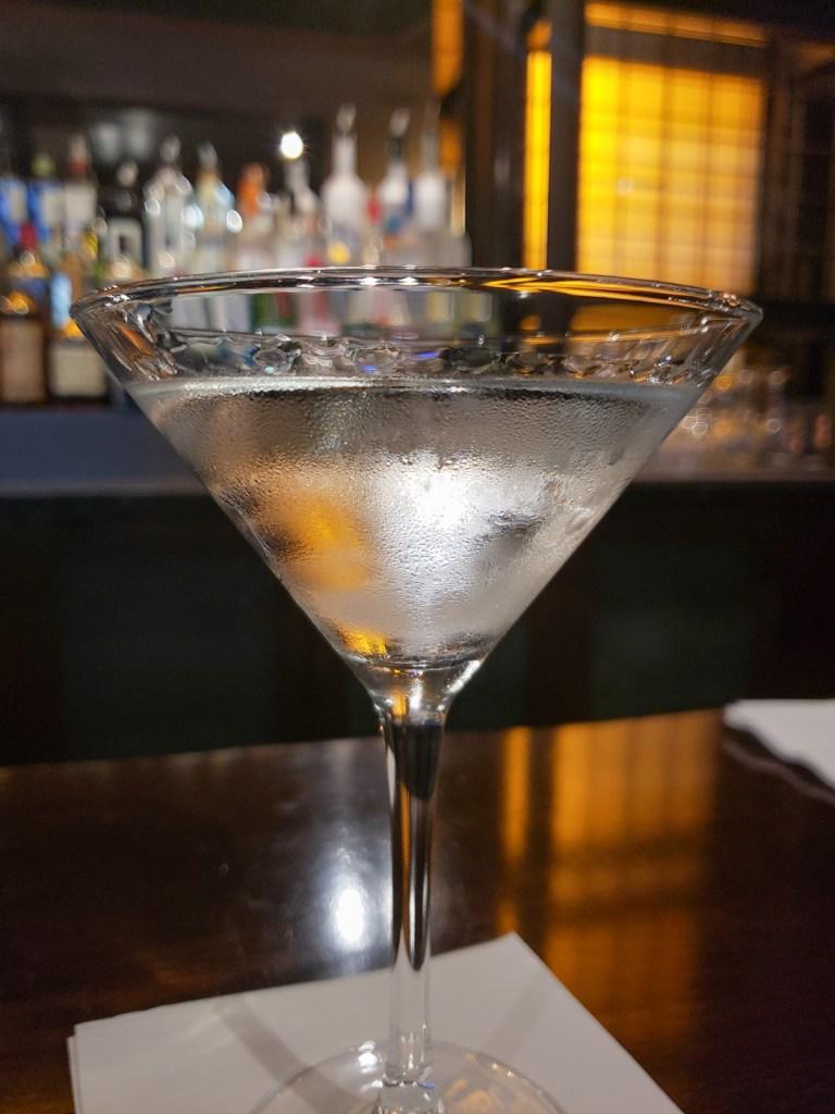 Martini at Juno