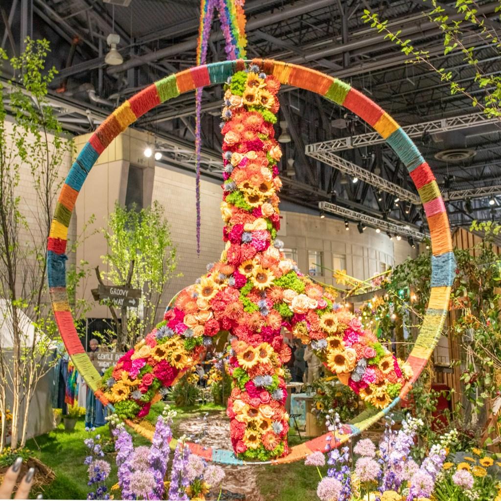 The 2019 Philadelphia Flower Show