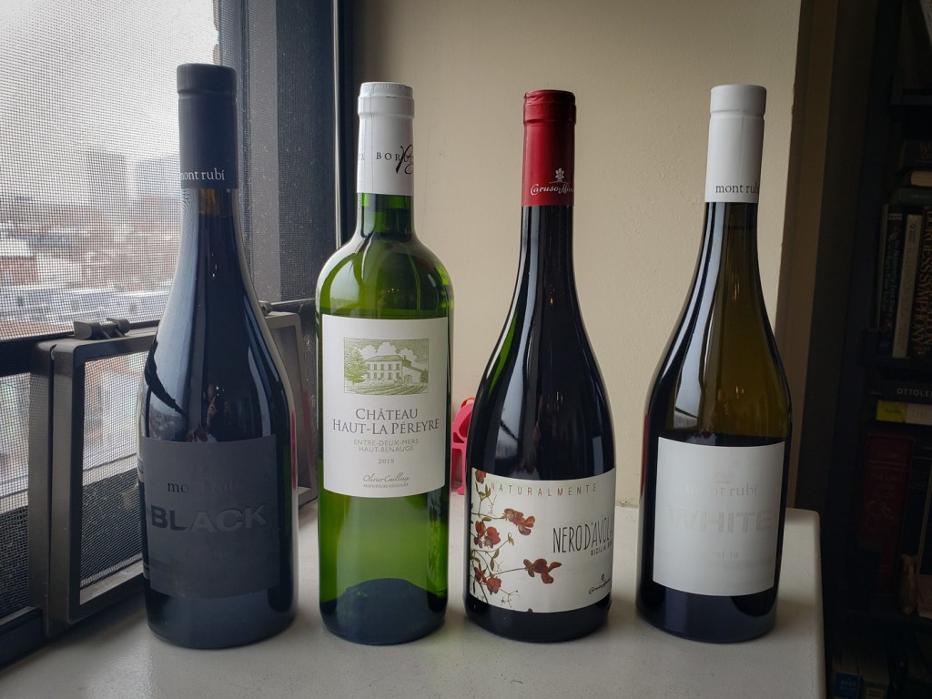 March 2021 Plonk Mixed Wine Club