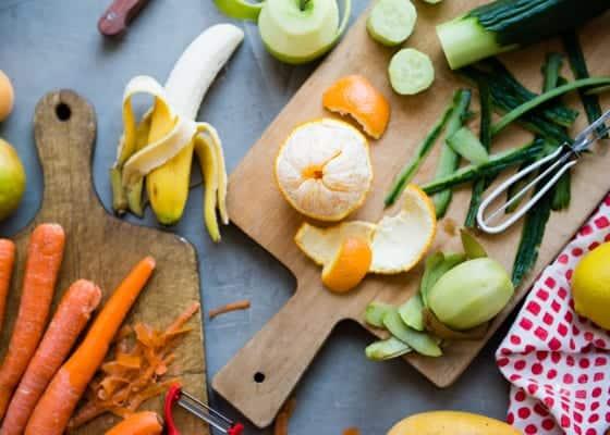 Vegetable and Fruit Peels-14
