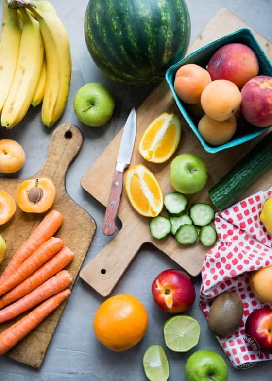 Vegetable and Fruit Peels-3