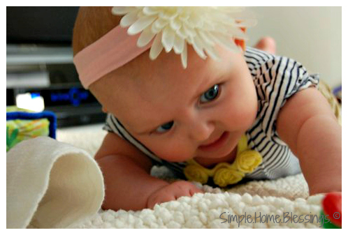 simple tummy time baby play tips