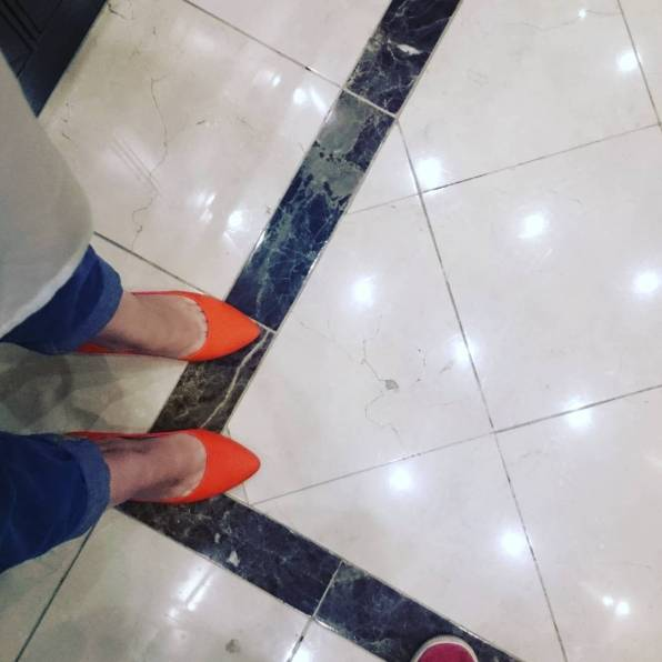 Wear High Heels - Tips for hanging on to who you are after you have kids - how not to lose yourself after baby