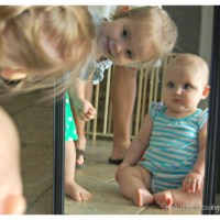 Baby Betterment: Mirror Time Matters