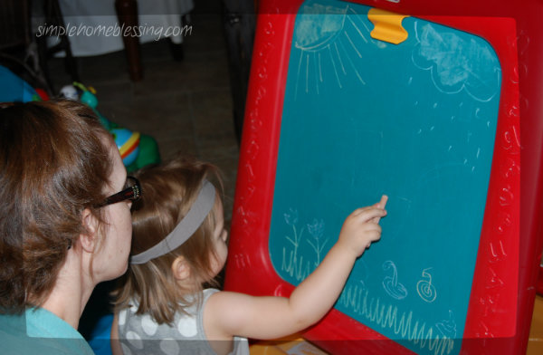 Toddler Pictionary 1