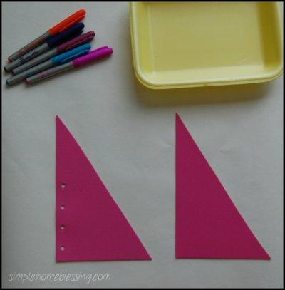 sailboat materials