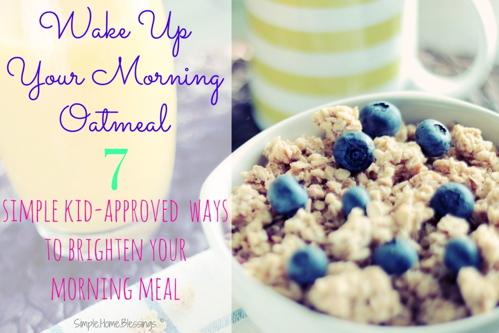 fresh ideas for morning oatmeal, kid-tested recipes to try for breakfast
