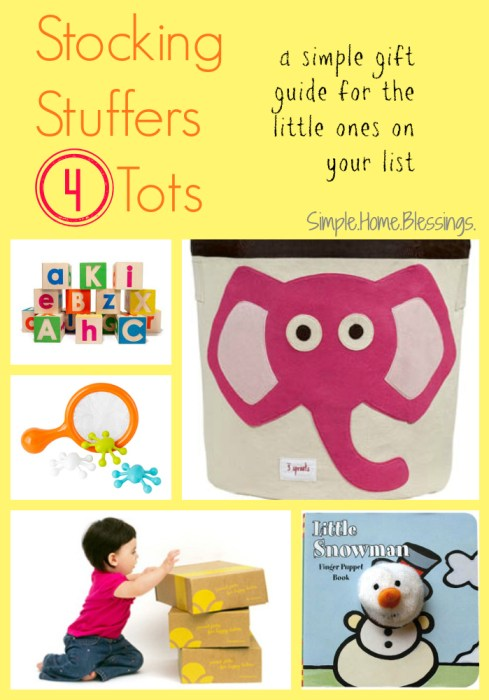 stocking stuffers for tots, a gift guide from #CitrusLane
