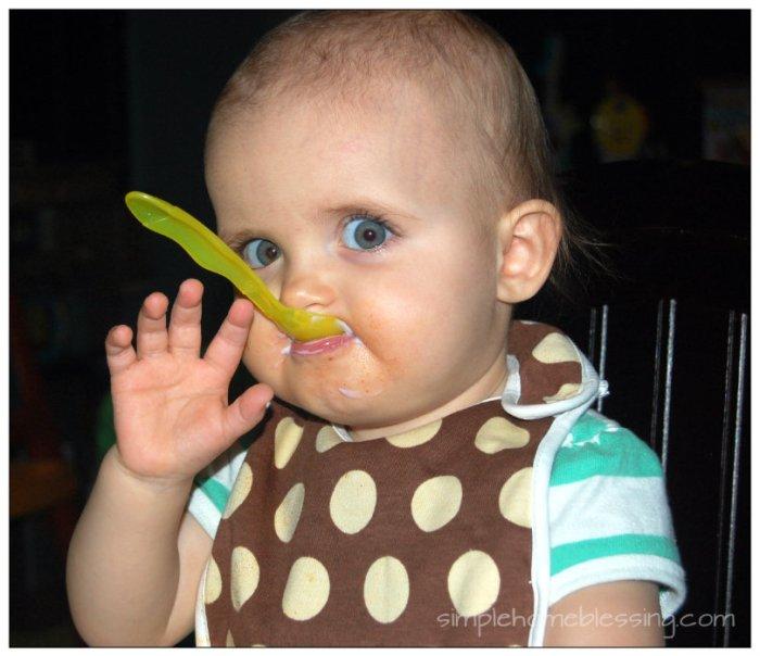 Baby #TasteOff