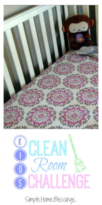 Kids Clean Room Challenge DAY 3