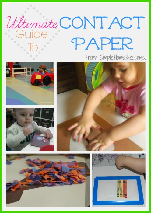 Ultimate Guide to Contact Paper_