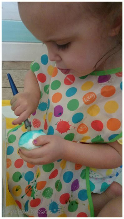 Easter Egg Activity for Toddlers