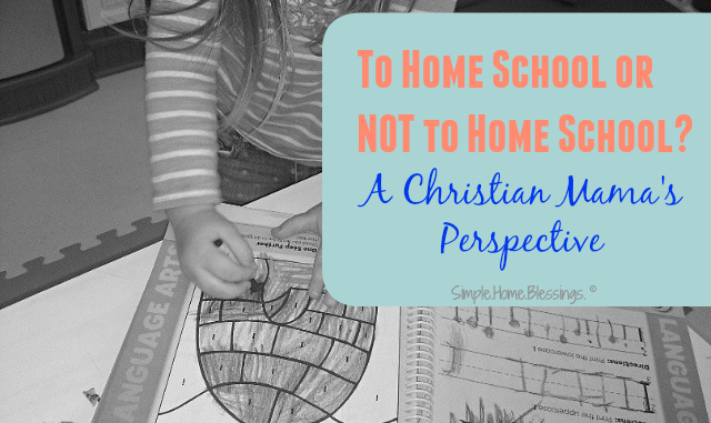 What do spiritual gifts have to do with choosing home school or traditional school?