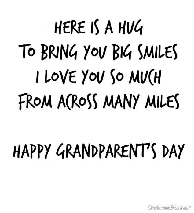 Poems About Grandparents 5