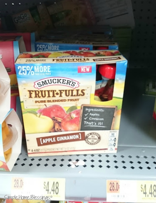 Walmart - mama's snackation destination
