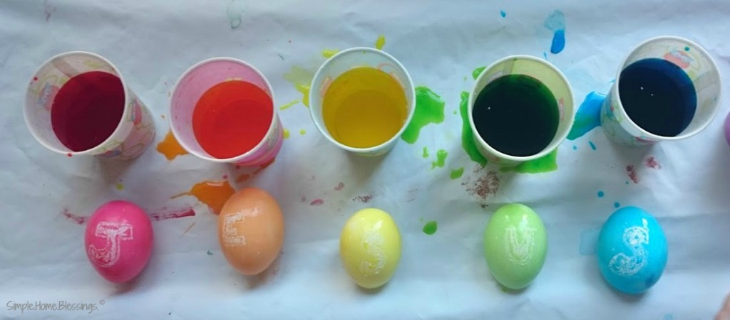Decoding the Reason for Easter - a simple Easter activity