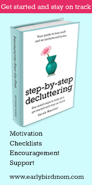 hope for homemakers next book step by step deluttering