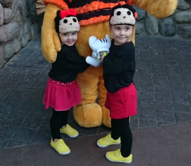 tsum tsum mickey u0026 Minnie Mouse Halloween costumes - super simple and super CUTE!  sc 1 st  Simple. Home. Blessings & Simple Tsum Tsum Mickey u0026 Minnie Costumes - Simple. Home. Blessings