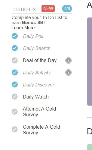 Save some serious cash with Swagbucks and this daily to-do list.