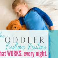The EVERY Night Toddler Sleep Solution