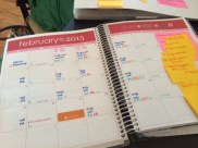 EC planner blog editorial calendar 2