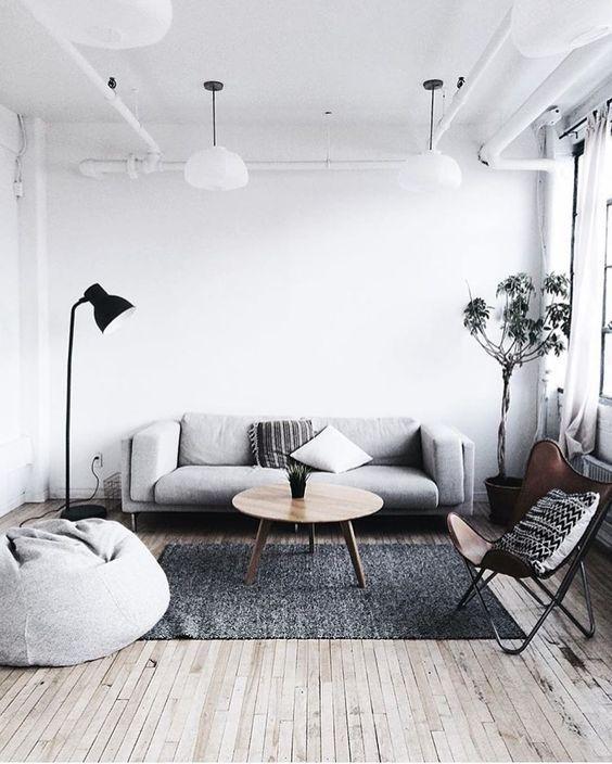 minimalism_living room