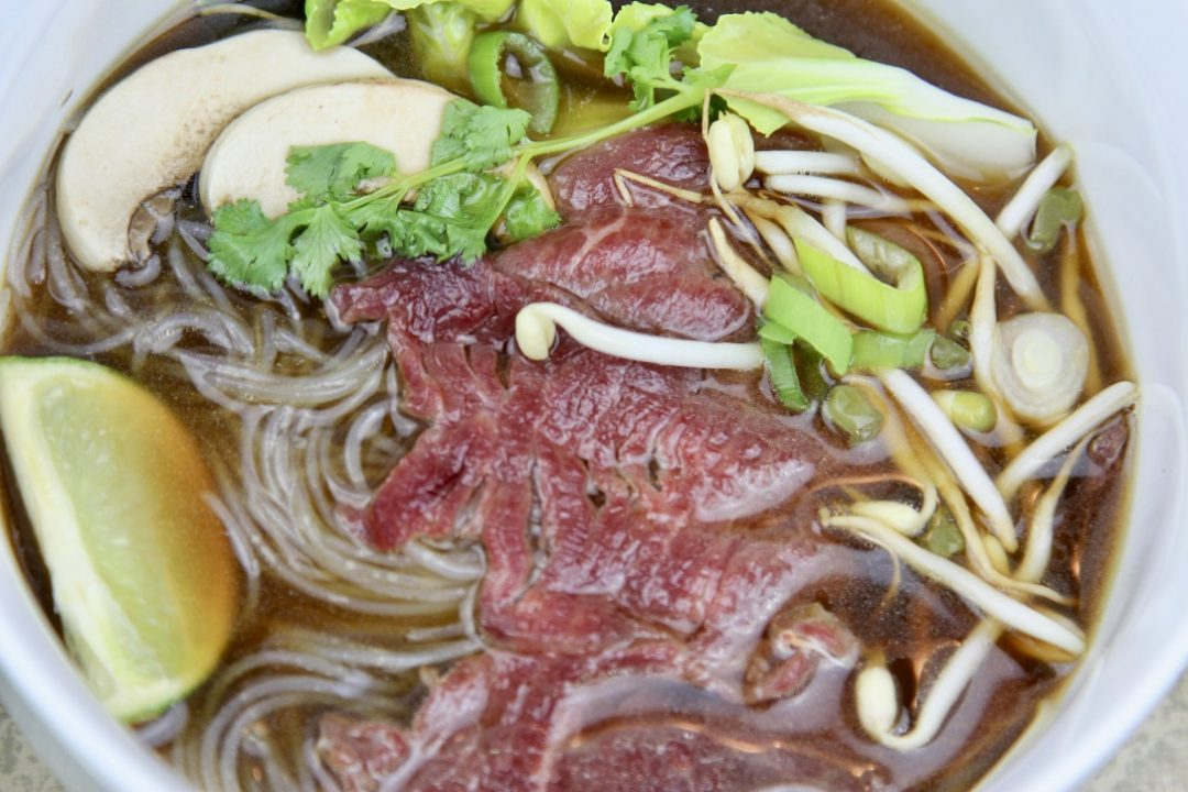 How to make an easy beef pho soup at home. - Simple Joyful ...