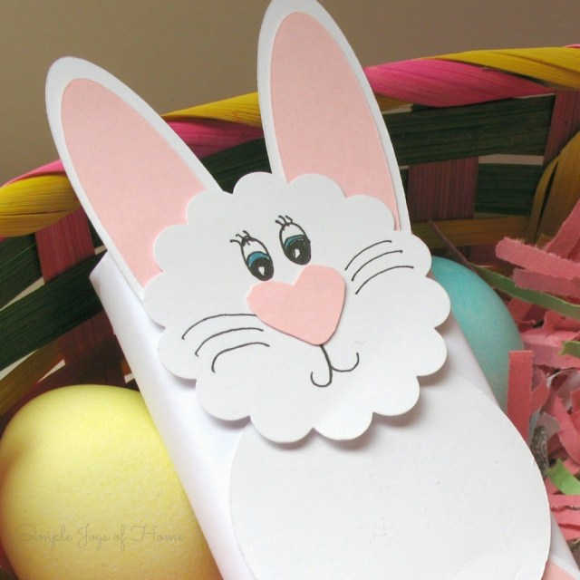 Bunny Chocolate Bar Wrapper