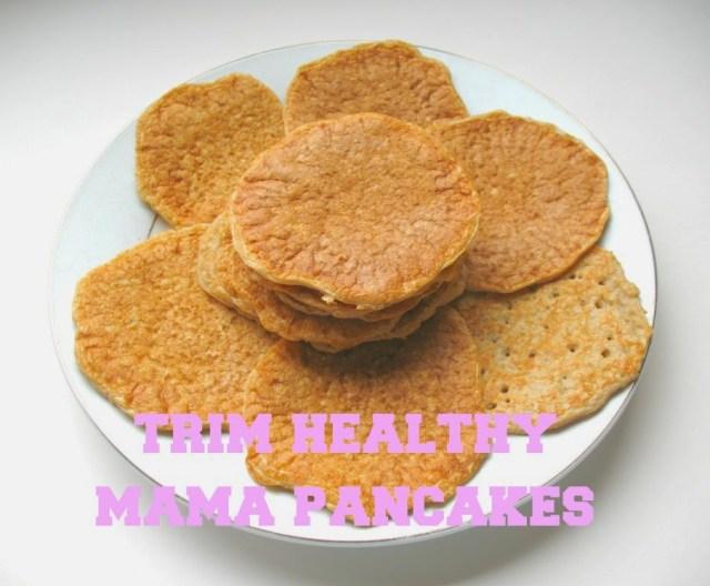 Trim Healthy Mama Pancakes
