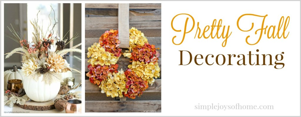 Pretty Fall Decorating Facebook