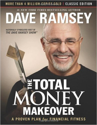 Total Money Makeover by Dave Ramsey | 17 Books I'm Reading in 2017
