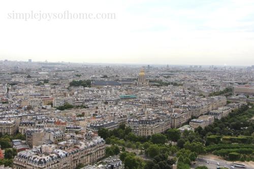 View of Dome des Invalides - Paris Day 2