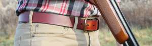 Simple Leather Belt Co. Slide 4