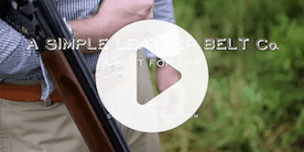 Simple Leather Belt Co. - Video Thumbnail