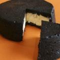 真っ黒チーズケーキを見つけたよ♪