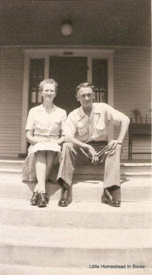 Homestead Blog Hop Feature - Would My Grandparents Be Happy