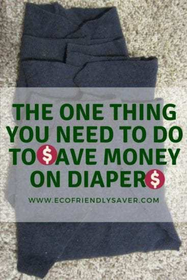 Homestead Blog Hop Feature - Save Money on Diapers