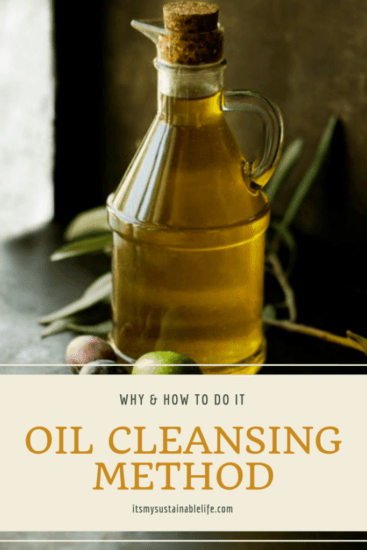 Homestead Blog Hop Feature - Oil-Cleansing-Method
