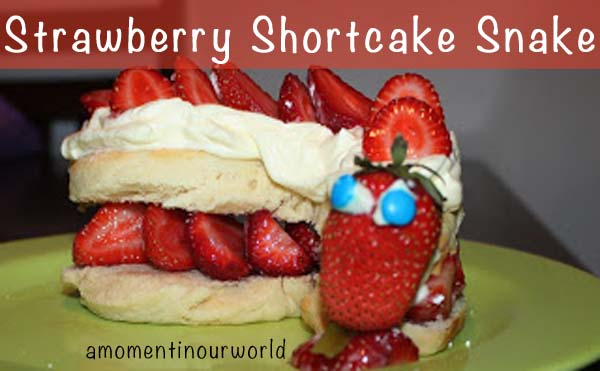 Shortbread Recipe Strawberry Shortcake