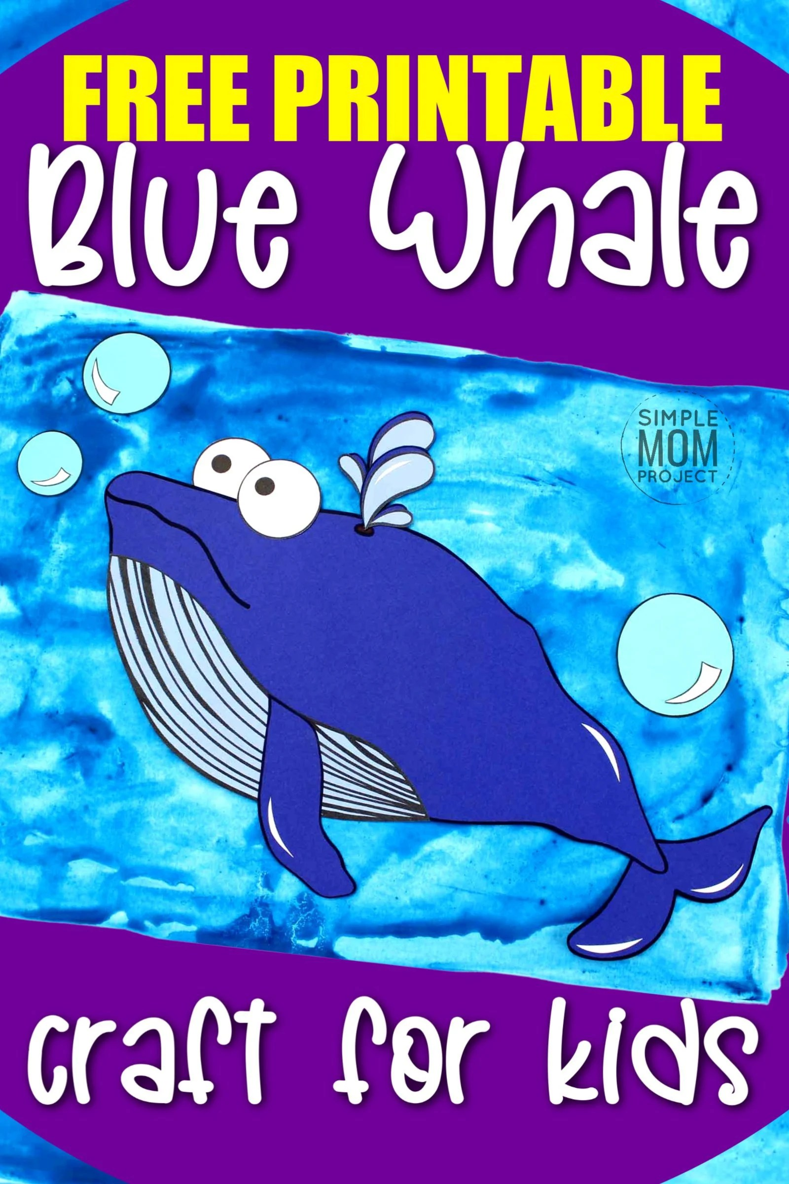 Easy Diy Ocean Animal Puffer Fish Craft With Free Template