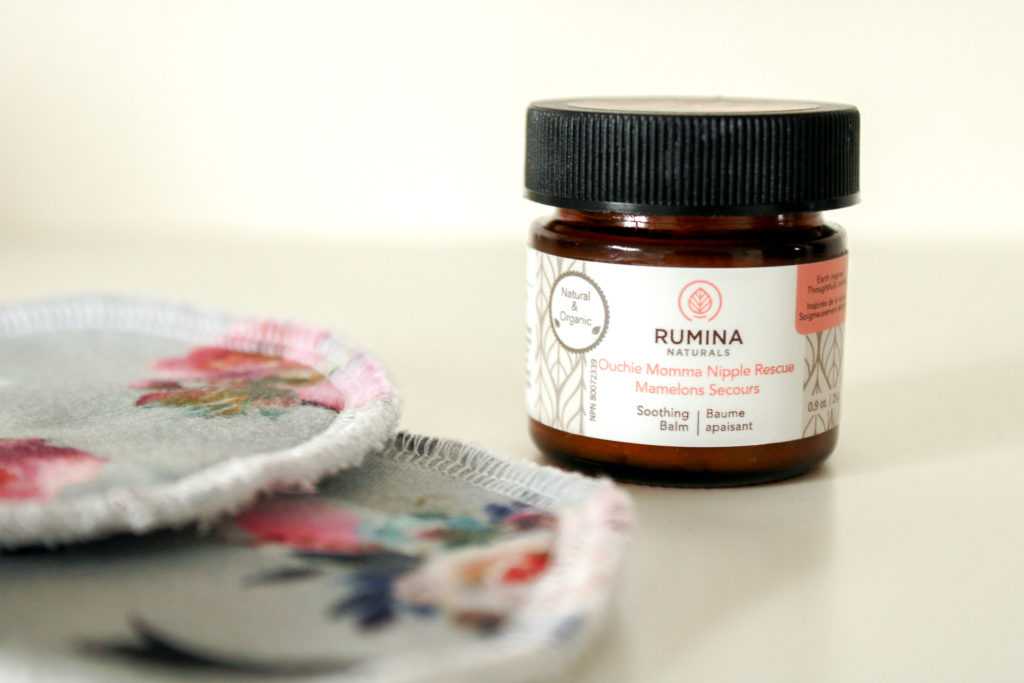 Rumina Naturals Ouchie Momma Nipple Rescue