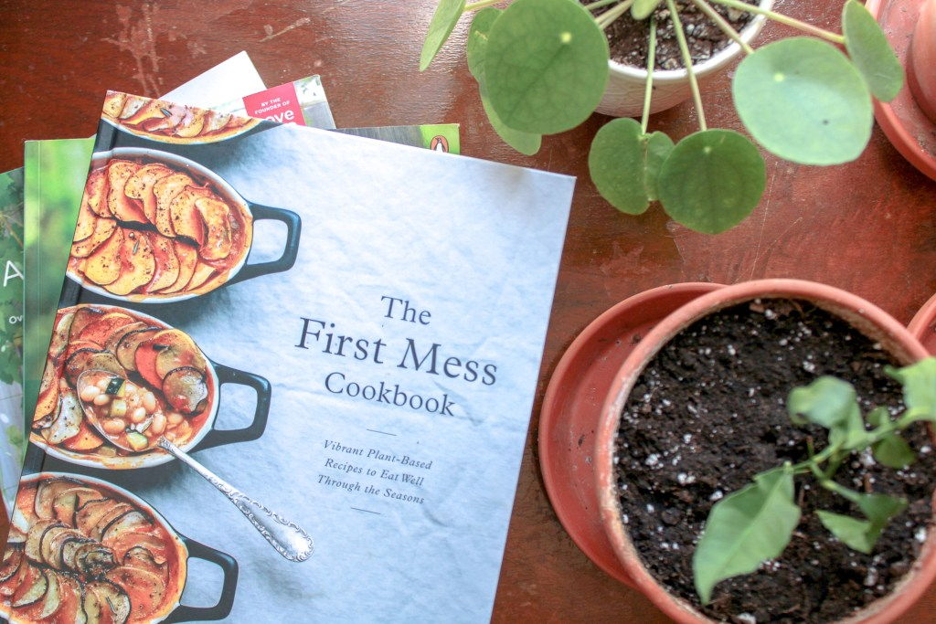The First Mess Cookbook - Three Cookbooks to Please the Whole Family