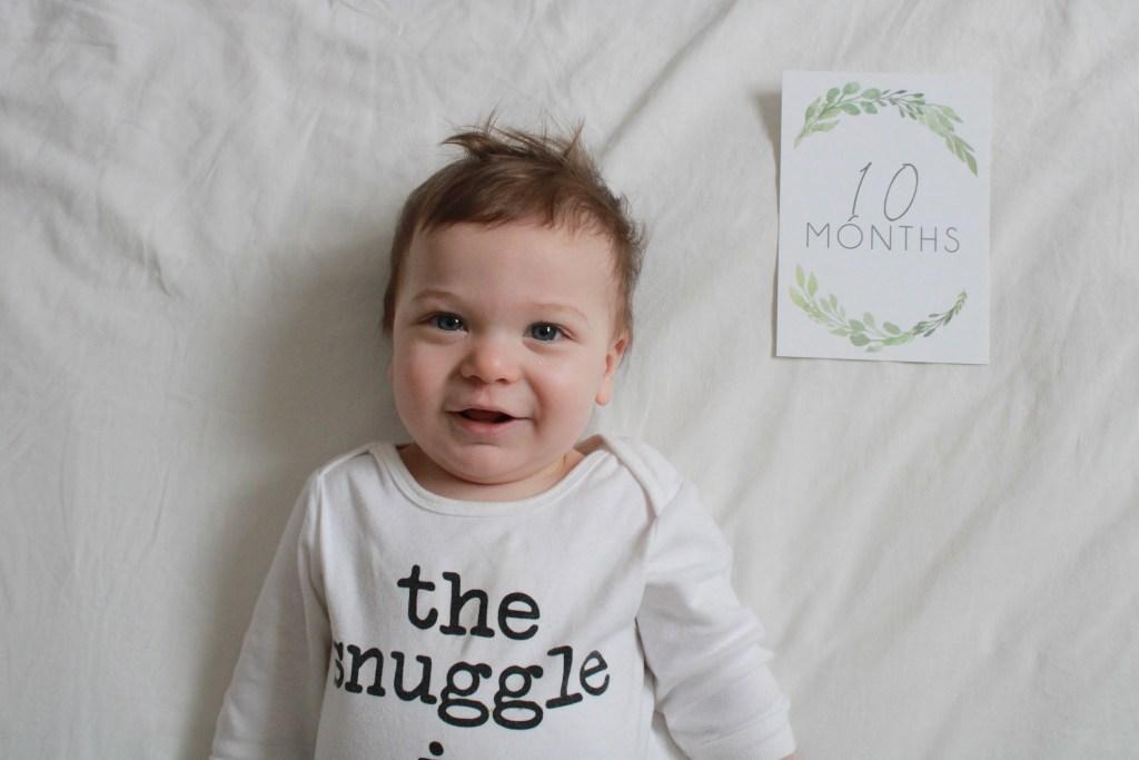 boy 10 months