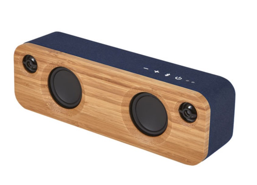 House of Marley mini wireless Bluetooth speaker