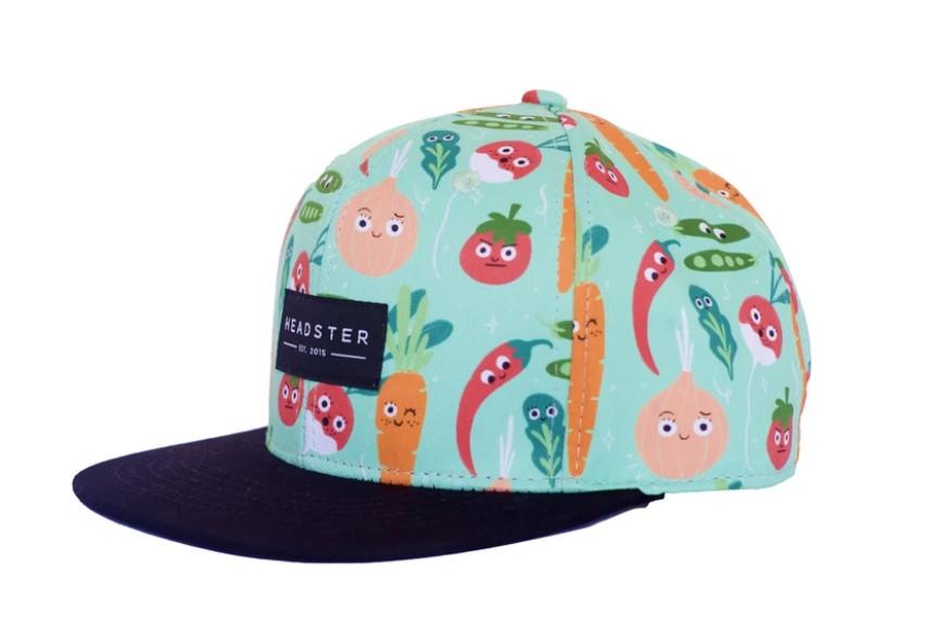 Headster Veggie Hat