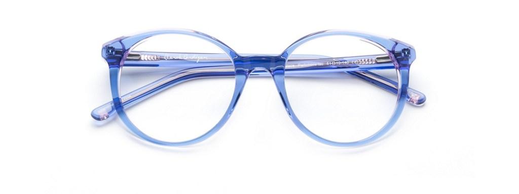 Eyeglasses Frames for Women Derek Cardigan Periwinkle Ice Clearly.ca
