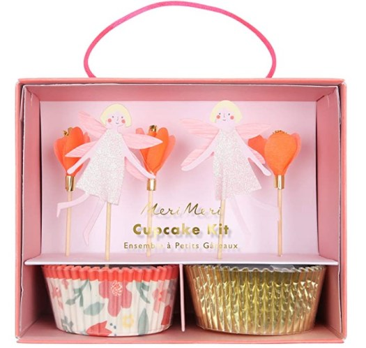 Meri Meri Cupcake Kit, Fairies